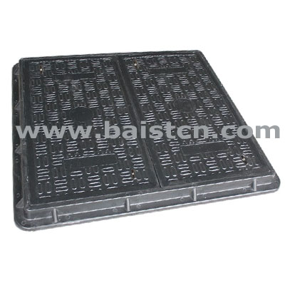 860x940mm Sewer Cover B125 Load Grade