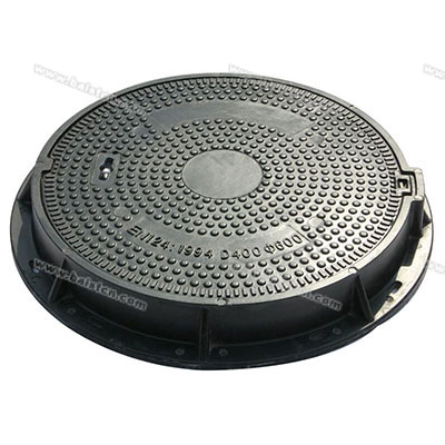 <b>650mm D400 Resin Manhole Cover</b>