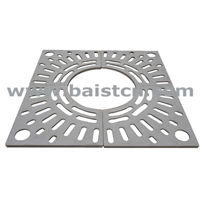 1400x1400mm Composite Tree Grating