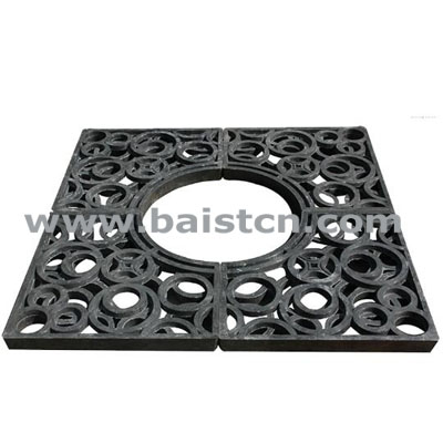 1300x1300mm Composite Tree Grating With High Quality