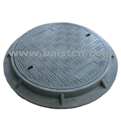 SMC Manhole Cover Double Seal Round 750mm B125