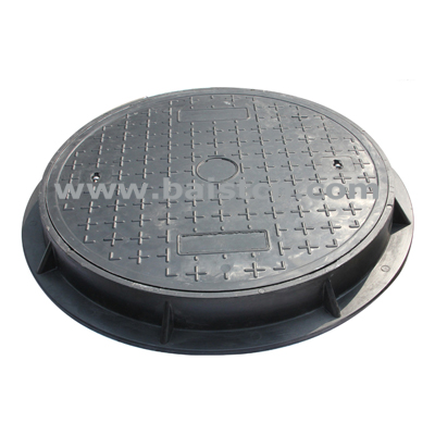 The Big Dimension Round 900mm Seal Manhole Cover And Frame