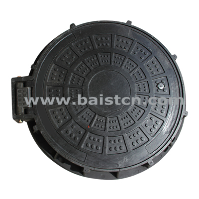 SMC Round Manhole Cover 690mm D400