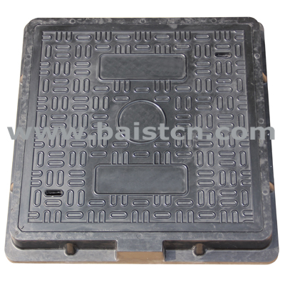 BMC 550x550mm Manhole Cover Pedestrian Place