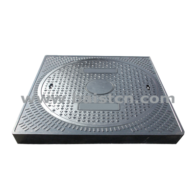 Composite SMC Manhole Cover Clear Opening 650mm C250